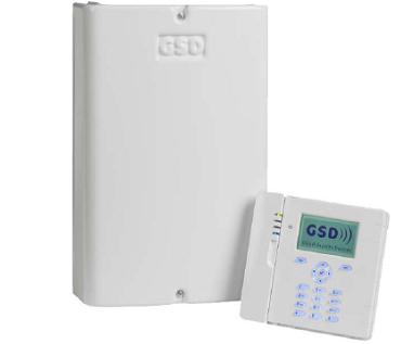 GSDi 10-70 Hybrid Alarm Panel