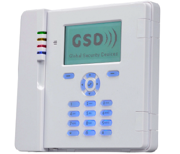 GSD Graphic LCD Keypad