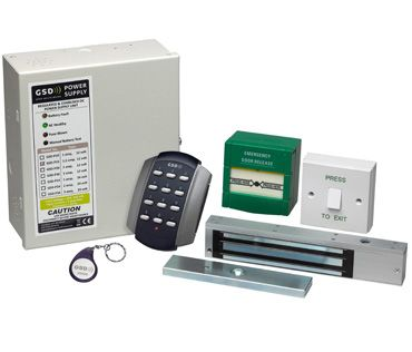GSD Standalone Access Control Kits