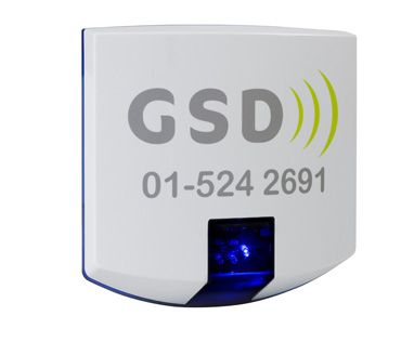 GSDi Grade 2 Wired External Siren